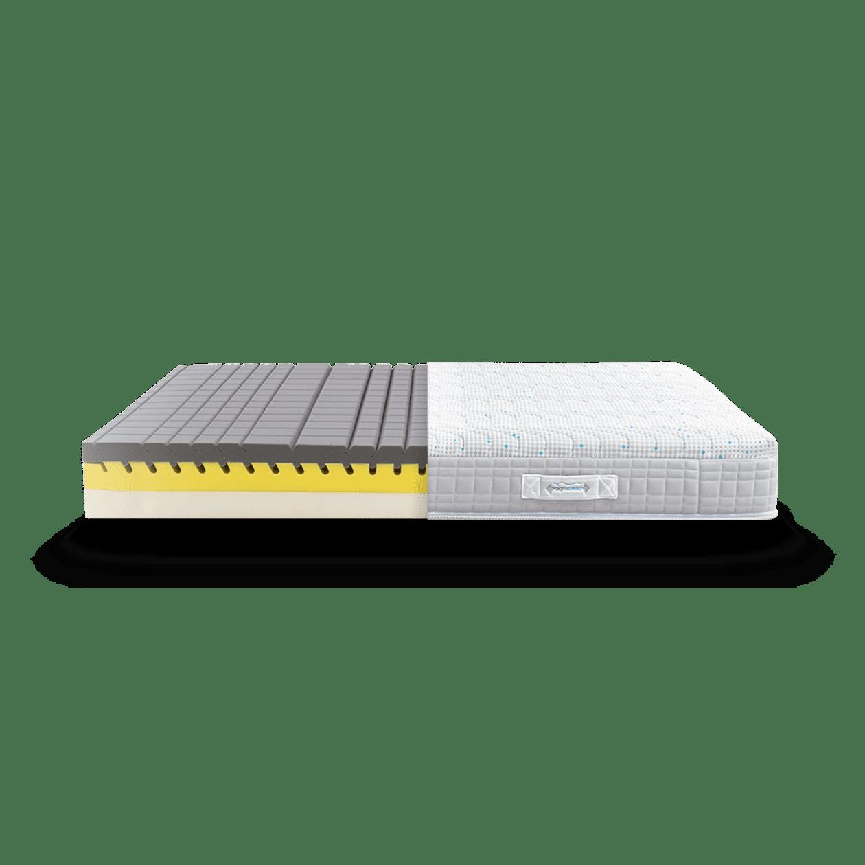 Луксозен матрак Magniflex MagniStretch 25см.Memory Foam HD,OEKO-TEX® – MADE IN ITALY,Outlast®