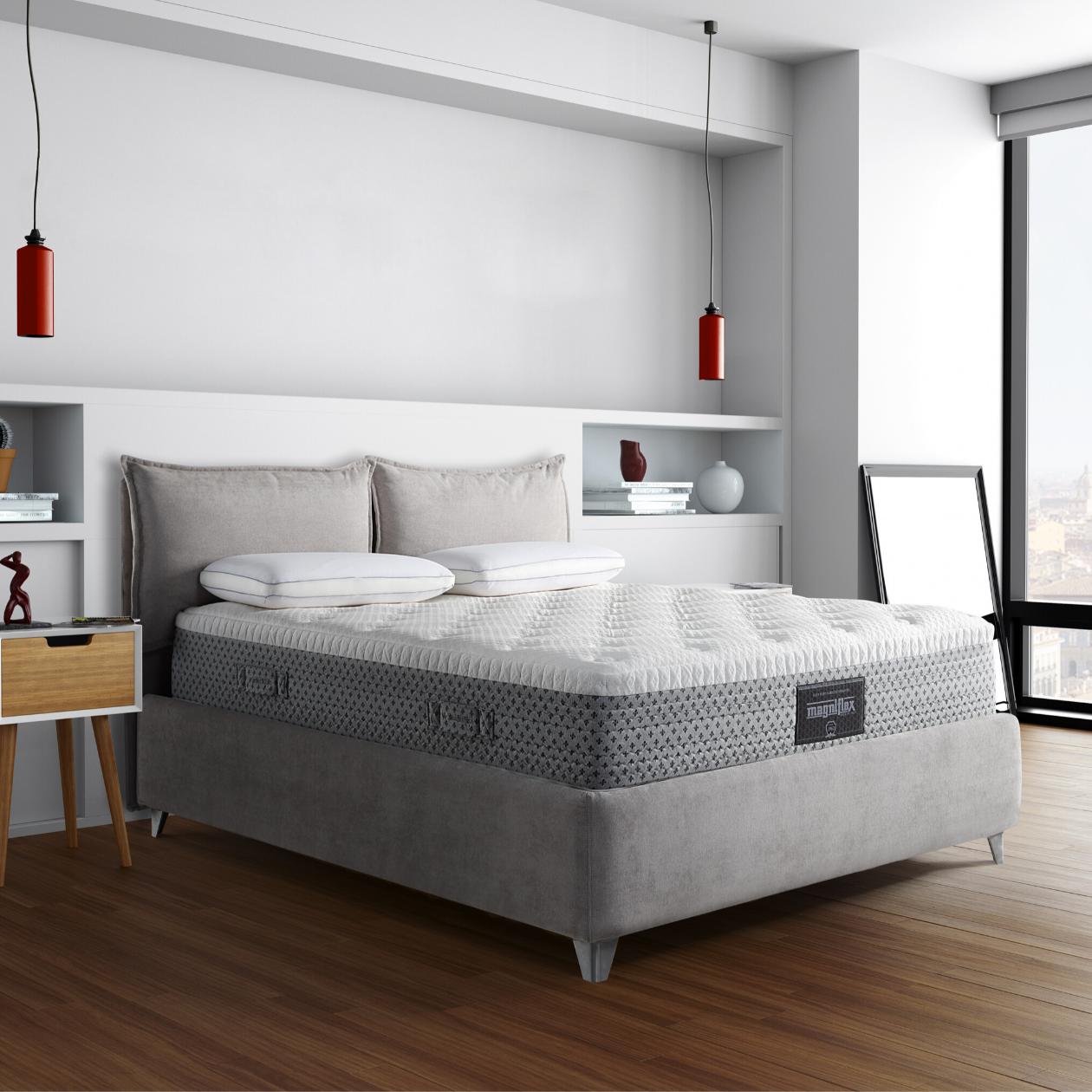 Луксозен матрак Magniflex – Comfort Dual 26см. Memory Foam HD®,Dual Core®,Elioform®